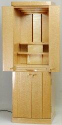 仏壇ミラノ15×45号床置型(na色)モダン仏壇
