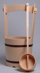 特製手桶セット(小)LS(プラスチック製)