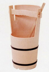 特製手桶セット「花桶」プラスチック製