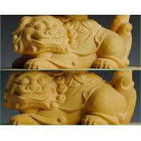 【仏像】智慧の神様・文殊菩薩・総柘植高級上彫飛天光背・2.0寸【smtb-td】【RCP】