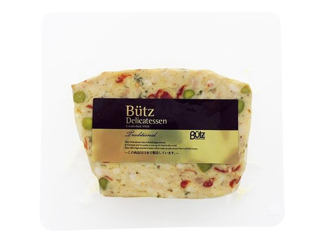 Butz(ブッツ)『ピスタチオとドライトマトの鶏パテ』