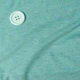 ニット生地  天竺ニットミント杢 170cm 幅カットソー 50cm単位 はかり売り手芸 クラフト tシャツ