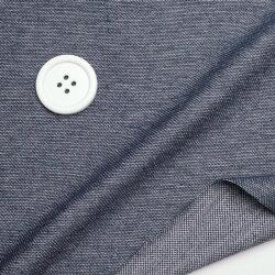 デニムニットインディゴ150cm幅コットン50cm単位はかり売り手芸クラフト布地