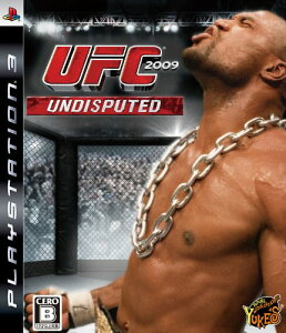 UFC 2009 UNDISPUTED - PS3 【中古】