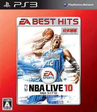 <EA BEST HITS>NBA ライブ 10 - PS3 【中古】