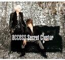 Secret Cluster(初回限定盤B)(DVD付) 【中古】