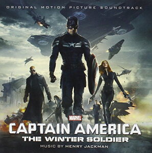 Captain America: The Winter Soldier 【中古】