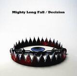 【すぐに使えるクーポン有!2点で50円、5点で300円引き】Mighty Long Fall/Decision /レーベル:A-SketchONE OK ROCK【中古】