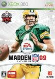 【すぐに使えるクーポン有!2点で50円、5点で300円引き】マッデン NFL 09 (英語版) - Xbox360/【Xbox 360】 【中古】