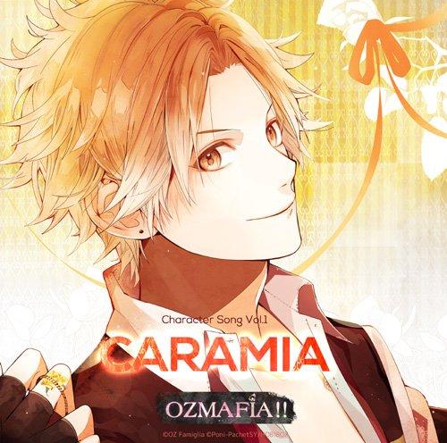 【すぐに使えるクーポン有!2点で50円、5点で300円引き】OZMAFIA!! Character Song Vol.1 CARAMIA 【中古】画像