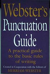 【すぐに使えるクーポン有!2点で50円、5点で300円引き】Webster's Punctuation Guide/Federal Street Pr 【中古】