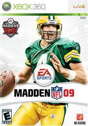 【すぐに使えるクーポン有!2点で50円、5点で300円引き】Madden NFL 2009 (輸入版) XBOX360/【Xbox 360】 【中古】
