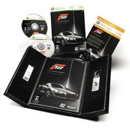 Forza Motorsport 3(フォルツァ モータースポーツ 3) リミテッドエディション(「特製USB メモリー」&「特製キーチェーン」&「DLCカード」同梱)(特典無し) - Xbox360/【Xbox 360】 【中古】