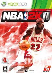 【すぐに使えるクーポン有!2点で50円、5点で300円引き】NBA2K11 - Xbox360/【Xbox 360】 【中古】