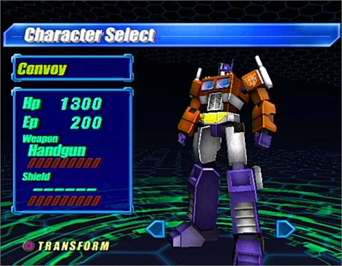 Transformers ps2 2505300PlayStation2