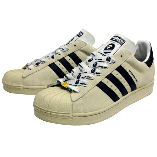 Adidas Bathing Ape A BATHING APE adidas SUPER AP...