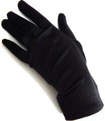 ブラックフォーマル手袋(手ぶくろ)(冠婚葬祭・弔事・葬式・葬儀・通夜・法要・法事・てぶく...