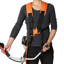 WholeProducts 草刈機 刈払機 両肩掛けベルト