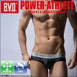 BVD POWER-ATHLETE スーパービキニ ローライズ スポーツアンダーウェア 【コンビニ受取対応商品】