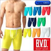 【WEB限定】BVD BODY GEAR 吸水速乾 ロングボクサーパンツ /M,L/【スポーツ】【吸水速乾】/メンズ 【コンビニ受取対応商品】