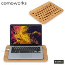 Macbook ノートPC 冷却ボード 木製 ノマド SOHO テレワーク リモートワーク SAMDi(サムディ)