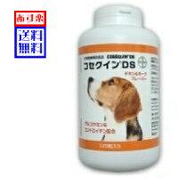 愛犬用関節サプリメントコセクインDS120粒入犬用健康補助食品>バイエル<