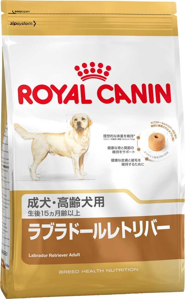 ドッグフード ロイヤルカナン ラブラドールレトリバー成犬・高齢犬用 12kg