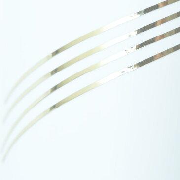 by Nail Labo ラインテープ プラチナゴールド | 0.7mm ネイル ストライピングテープ ネイルラインテープ ジェルネイル ネイルパーツ ネイル用品 爪 爪先 ネイルアートアート アクセサリー ネイルシール アート ネイルラボ プチギフト プラチナ ゴールド