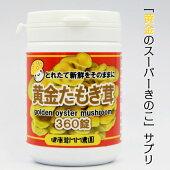 黄金たもぎ茸360錠健康美容サプリダイエットメタボアンチエイジング腸内環境改善便秘中高年日本産