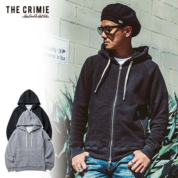 トップス, パーカー  CRIMIE TSURIAMI SWEAT ZIP PARKA 23