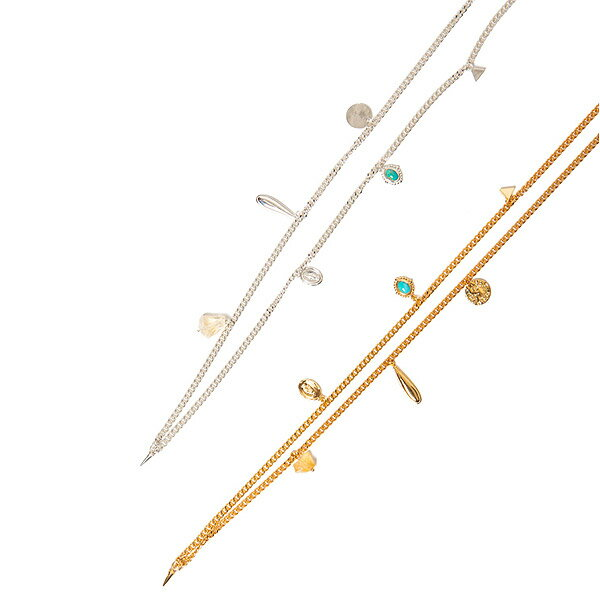 メンズジュエリー・アクセサリー, ネックレス・ペンダント  glamb Tramp necklace(long)