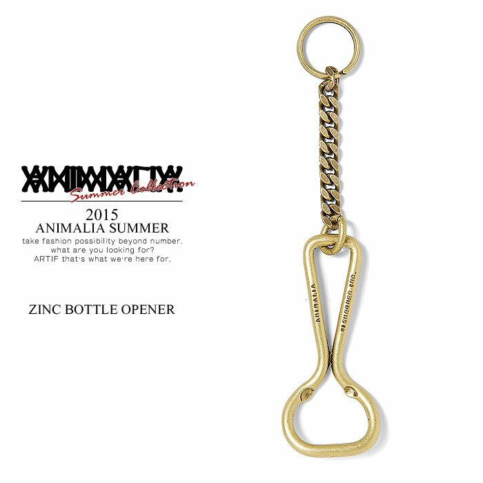 アニマリア ANIMALIA ZINC BOTTLE OPENER【ANIMAL-AC14】【メンズ レディース アクセサリー】ストリート 05P05Dec15