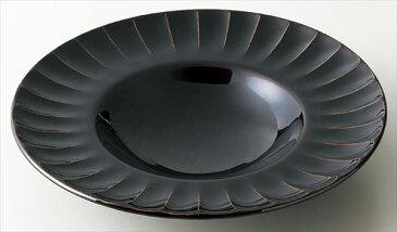 ブラック 23プレート サイズ:φ23×H5cm