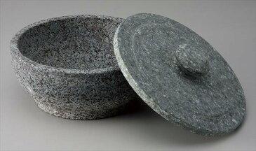 【在庫限りで終売】【注意】18cm石鍋(CHN) サイズ:φ18×7.5cm