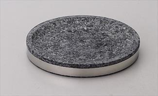 19cmハンバーグプレート サイズ:φ19×2.5cm