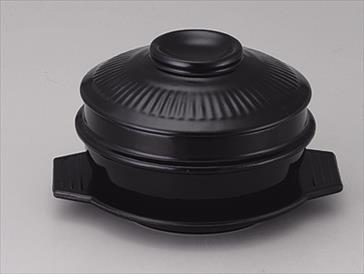 14cmチゲ鍋(身)のみ(蓋341-14-31 敷板341-14-144)) サイズ:φ14×7.2cm・770cc