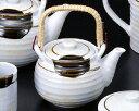 楽天織部掛筋 4.0土瓶(小)