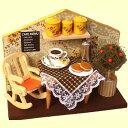 ドールハウス キット【木製】 本格的なドールハウスが簡単に出来ます。夏休み 工作・宿題・自...