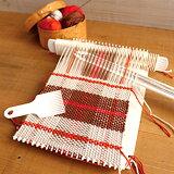 卓上 織り機 (手織機) エオリア(絵織亜)ポータブル 夏休み 冬休みの工作に!母の日のプレゼントに!