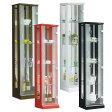 【家具】 コレクションボード 幅30cm 薄型タイプ 【ホワイト・ブラック・レッド・ブラウン】 キュリオケース 飾り棚 ショーケース ガラスケース 飾り棚 コレクションボックス コレクションラック LEDダウンライト付もできます。