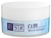 肌ラボ白潤冷感美白シャーベット30g