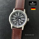 アリスト ARISTO チタンフリーガー 腕時計 復刻モデル ボンバーダイヤル 5H85 ドイツ製 自動巻き パイロットウォッチ ETA2824搭載 時計 送料無料 メンズ ブランド