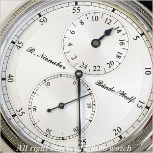 【在庫有り】レギュレーターVersion2手巻き24時間表示腕時計時計10P07Feb16