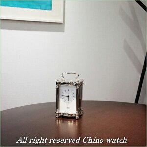 ドイツ製ハラーHallerキャリッジクロック8日捲き時計