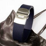 18ミリ 20ミリ 22ミリ イタリー製 ラバーべルト Dバックルモデル 濃紺 天然ラバー製  腕時計 時計