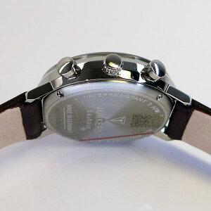 ユンカースBAUHAUSバウハウスミッドサイズクォーツクロノグラフJUNKERS腕時計時計6089-5QZドイツ製
