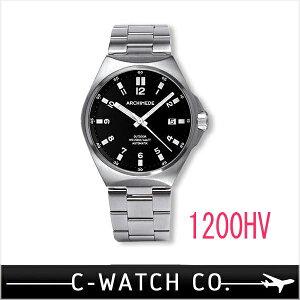 1200HVモデルアルキメデアウトドアOutdoorBlkUA8239BH-A2.1-H.1400HV腕時計時計