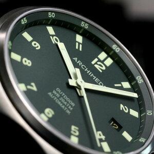 1200HVモデルアルキメデアウトドアOutdoorBlkUA8239BH-A2.1-H.1200HV腕時計時計楽天カード分割