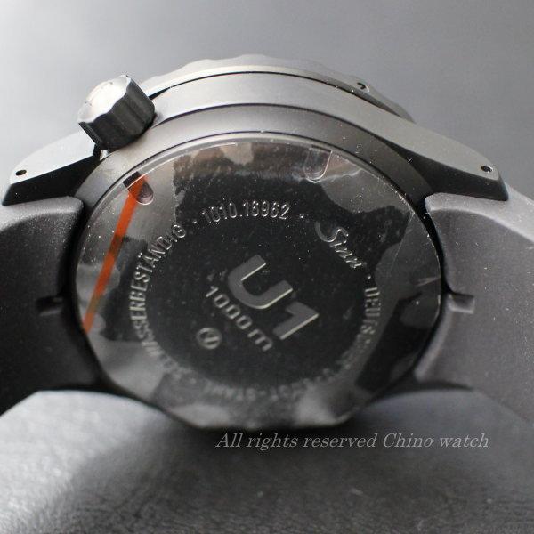 国内正規品 Sinn ジン 腕時計 U1.S 1000m防水 2年保証 自動巻き 時計