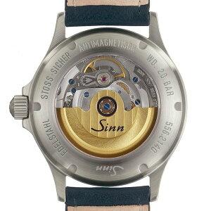 ドイツ時計Sinnジン556【正規代理店品2年保証付き】自動巻き腕時時計